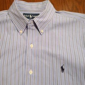 Ralph Lauren dress shirt polo horse K219:6:718